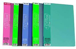Дисплей-книга 4Office, А4, 40 файлів, PP