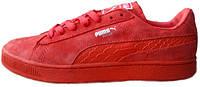 Женские кроссовки Puma Suede Classic Bboy Red