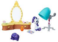 Рарити - Салон-парикмахерская, игровой набор, My Little Pony, Rarity