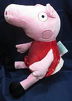 Свинка Пеппа в красном платье, фото 1