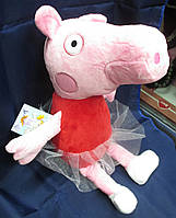 Свинка Пеппа в гипюровой пачке, фото 1