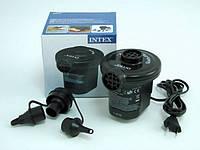 Мощный электрический насос 220V Intex 66620 Quick Fill DC ZN