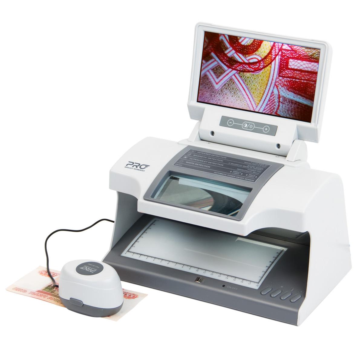 Инфракрасный детектор банкнот (валют) PRO CL-16 IR LCD