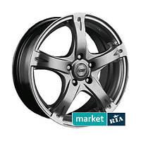 Литые легкосплавные диски Racing Wheels H-366 GM/FP (R15 W6.5 PCD5x112 ET40 DIA66.6)
