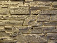 Камень декоративный СЛАНЕЦ (белый)