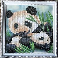 "Картина ""Панды"" от студии LadyStyle.Biz, фото 1"
