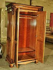 """Шкаф для одежды в кабинет """"Генрих"""", фото 2"""