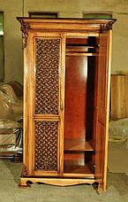 """Шкаф для одежды в кабинет """"Генрих"""", фото 3"""