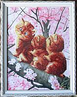 """Картина """"З котика на дереве"""" от студии LadyStyle.Biz, фото 1"""