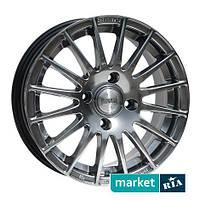 Литые легкосплавные диски Racing Wheels H-305 HPT (R15 W6.5 PCD5x105 ET39 DIA56.6)