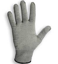 Рукавички Рубіж-Текс, без ПВХ-крапки, розмір 10, сірі