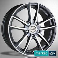Литые легкосплавные диски Racing Wheels H-505 DDN-F/P