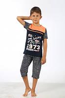 Комплект футболка и капри для мальчика SEXEN  39124