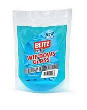Засіб для миття скла Blitz, Crystal, синій, дой-пак, 500 мл