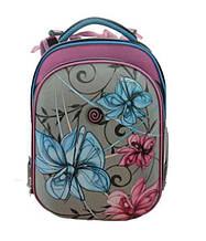 Ранець SchoolCase, Class, Flowers, 9624, 39*28*21см