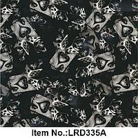 Аквапринт пленка Карты LRD335A ширина 100см