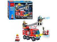 Конструктор Пожарная машина 130 деталей Brick 903 SR