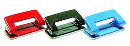 Дирокол металевий 4Office, 8см, 8арк. колір в асортименті, 4-300