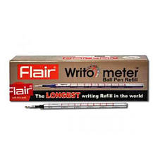 Стрижень кульковий Flair 1W чорній для Writometer ball, 10км