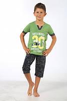 Комплект футболка и капри для мальчика SEXEN  39121