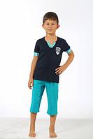 Комплект футболка и капри для мальчика SEXEN  39151