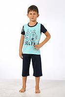 Комплект футболка и капри для мальчика SEXEN  39149