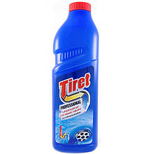 Засіб для прочищення труб Tiret, акція 1 л за ціною 500 мл