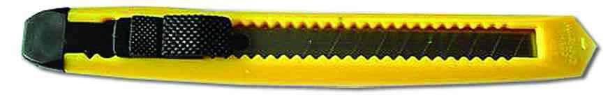 Ніж трафаретний, 9 мм, 4-314, 4OFFICE, фото 2
