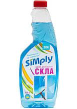 Засіб для миття скла SIMply, запаска, 500 мл