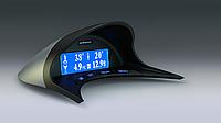 Компьютер ГАММА ВАЗ-1118 в панель приборов синий (GF 218 T) Тольятти