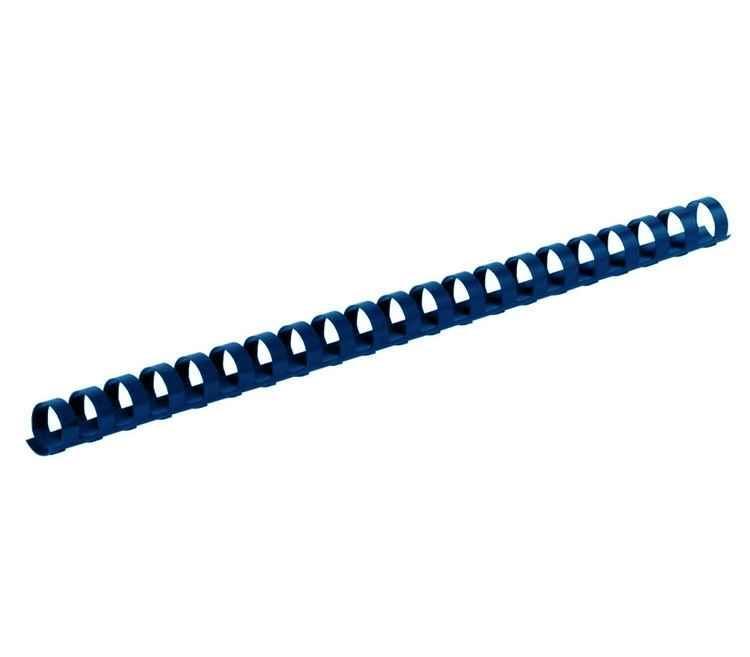 Пластикова пружина d14мм,синя(100шт.)