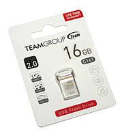 Флешка 16Gb Team C161 White / TC16116GW01
