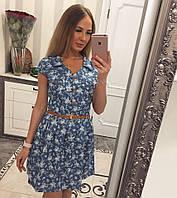 Платье  джинс 4450, фото 1