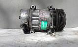 Компрессор кондиционера Laguna Espace Clio Master Megane Scenic 1.8 1.9 2.0 2.2 SD7H157815 7700859676 , фото 2