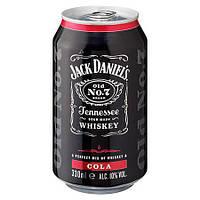 Напиток Jack Daniels & Cola