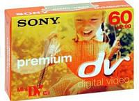 Кассета SONY DVM-60PR3