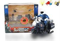 Мотоцикл инерционный 999-067 H звуковые и световые эффекты.