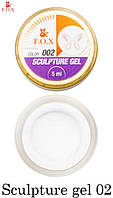 Гель-пластилин Fox Sculpture Gel №002