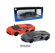 Машинка инерционная два цвета Lamborghini JT0230