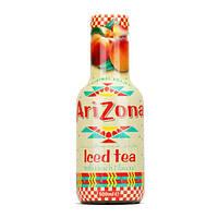 Напиток Arizona iced tea with peach flavor