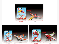 Самолет WLN 6665 ABE PL, 3 вида