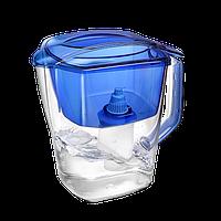 Фильтр для воды кувшин Барьер Гранд Индиго синий