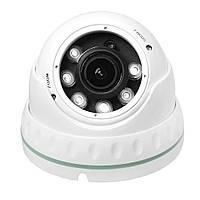 AHD камера охранного видеонаблюдения COLARIX CAM-DOV-003 1.3Мп, f2.8-12мм.
