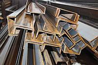 Швеллер холоднокат.  80×50×4 мм  перф. демонтаж
