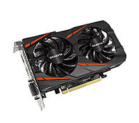 Видеокарта Radeon RX 550 OC, Gigabyte, GAMING, 2Gb DDR5, 128-bit, DVI/HDMI/DP, 1219/7000MHz (GV-RX550GAMING OC-2GD)
