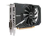 Видеокарта Radeon RX 550 OC, MSI, AERO, 2Gb DDR5, 128-bit, DVI/HDMI/DP, 1203/7000MHz (RX 550 AERO ITX 2G OC)