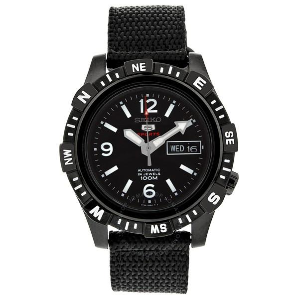 Часы Seiko 5 Sports SRP147K1 Automatic 4R36