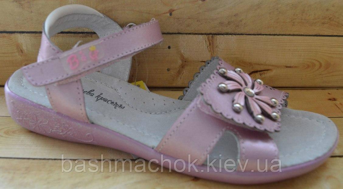 339afed8 Детские босоножки B&G для девочек размер 35 - Интернет-магазин детской обуви