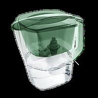 Фильтр для воды кувшин Барьер Гранд Малахит зеленый