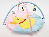 Коврик для младенца Уточка Bambi  W 8313